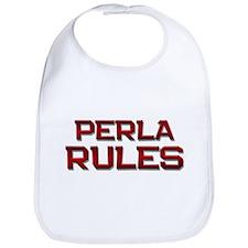 perla rules Bib