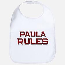paula rules Bib
