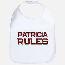 patricia rules Bib