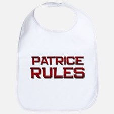 patrice rules Bib