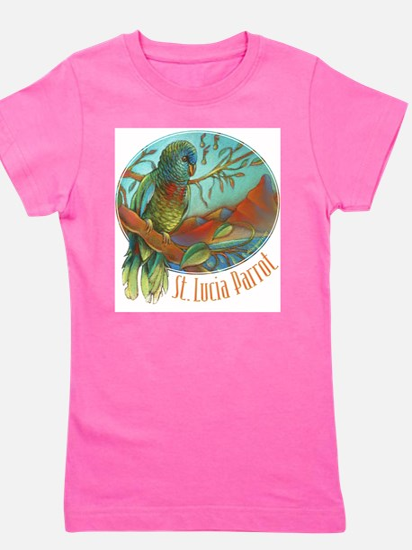 St Lucia Parro T-Shirt
