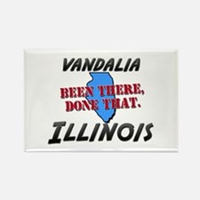 vandalia illinois - been there, done that Rectangl