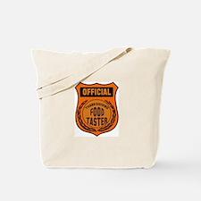 Thanksgiving Food Taster Tote Bag