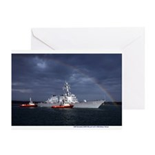 USS Gonzalez Greeting Cards (Pk of 10)