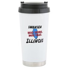 swansea illinois - been there, done that Travel Mug