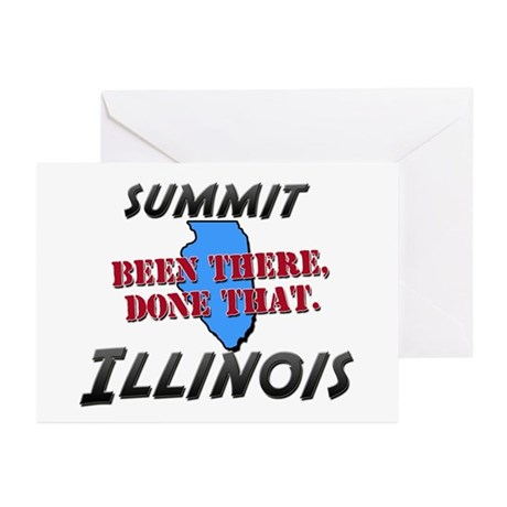 summit illinois - been there, done that Greeting C