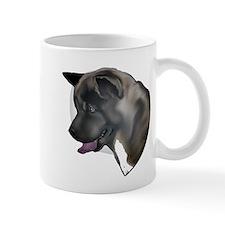akita portrait Mug