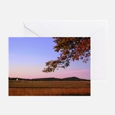 Little Round Top Morning Greeting Cards (Pk of 10)