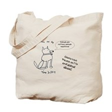 Gloria the dog... Tote Bag