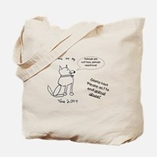 Gloria the dog... Tote Bag