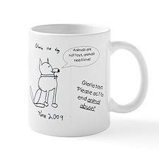 Gloria the dog... Mug