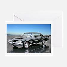 1964 Pontiac GTO Greeting Card