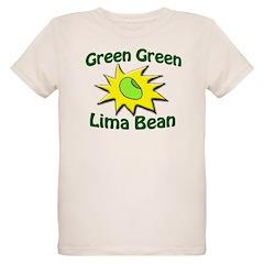 Green Green Lima Bean T-Shirt