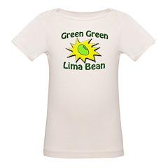 Green Green Lima Bean Tee