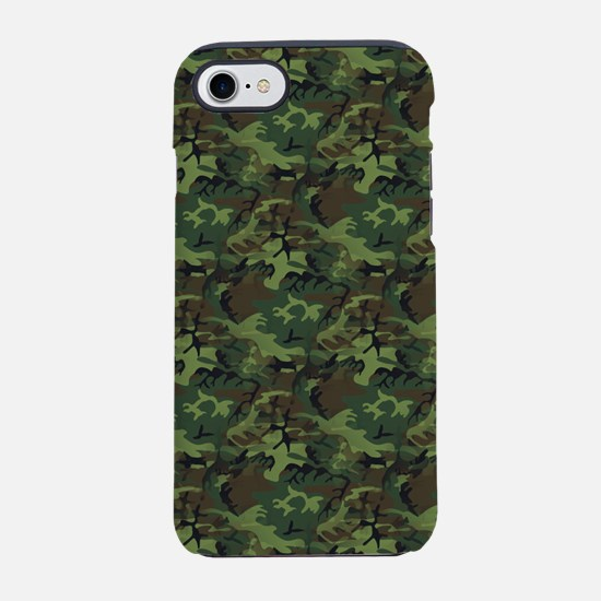 Camouflage iPhone 7 Tough Case