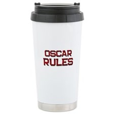 oscar rules Travel Mug