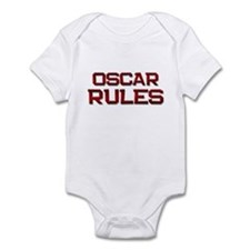 oscar rules Infant Bodysuit