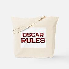oscar rules Tote Bag