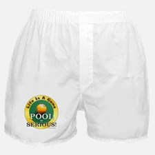 Pool Serious - Boxer Shorts
