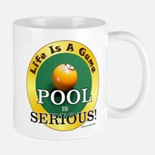 Pool Serious - Mug