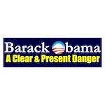 Barack Obama Bumper Sticker