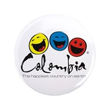 "Colombia 3.5"" Button"