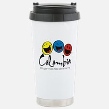 Colombia Stainless Steel Travel Mug
