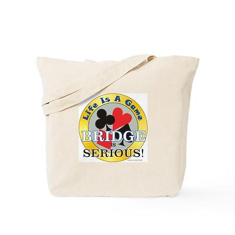 Bridge Serious - Tote Bag