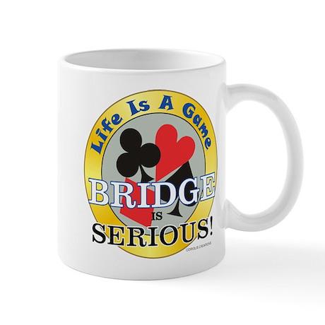 Bridge Serious - Mug