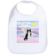 Clouds / (B&W) Cat Bib
