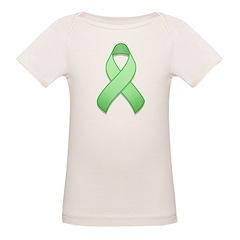 Light Green Awareness Ribbon Tee