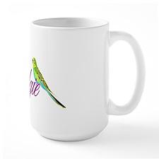 Big Budgie Mug