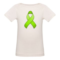 Lime Awareness Ribbon Tee