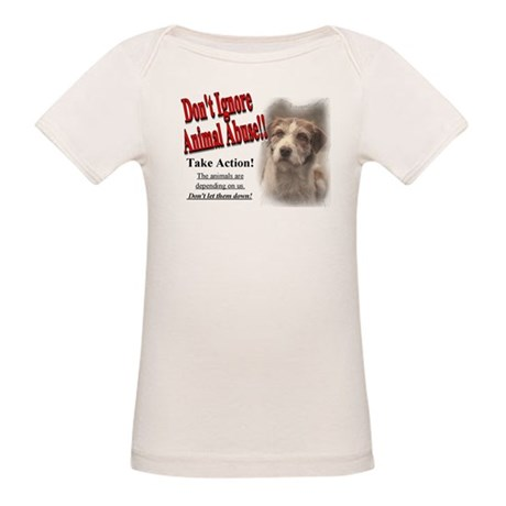 Don't Let Them Down! Organic Baby T-Shirt