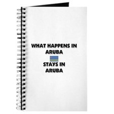 What Happens In ARUBA Stays There Journal
