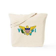 Cute Virgin islands Tote Bag