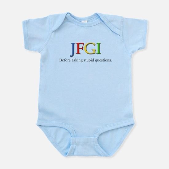 JFGI Infant Bodysuit