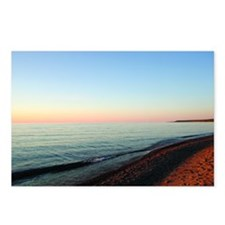 Lake Superior Sunset Postcards (Pk of 8)