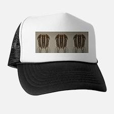 Trilobite Repeat Trucker Hat
