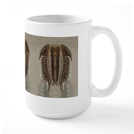 Trilobite Repeat Large Mug