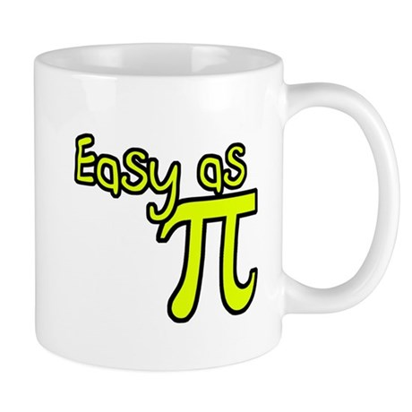 Easy as Pi Mug