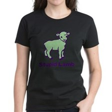 stupid lamb - bella 329 T-Shirt