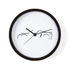 VX220 Wall Clock