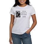 Oscar Wilde 17 Women's T-Shirt