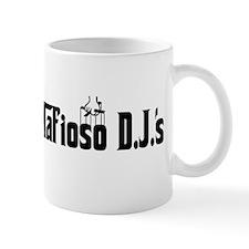 Mafioso D.J.'s Mug