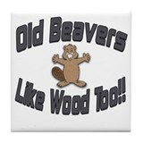 Beaver Drink Coasters