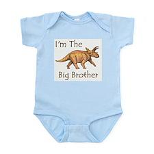 Dinosaur Big Brother Infant Bodysuit