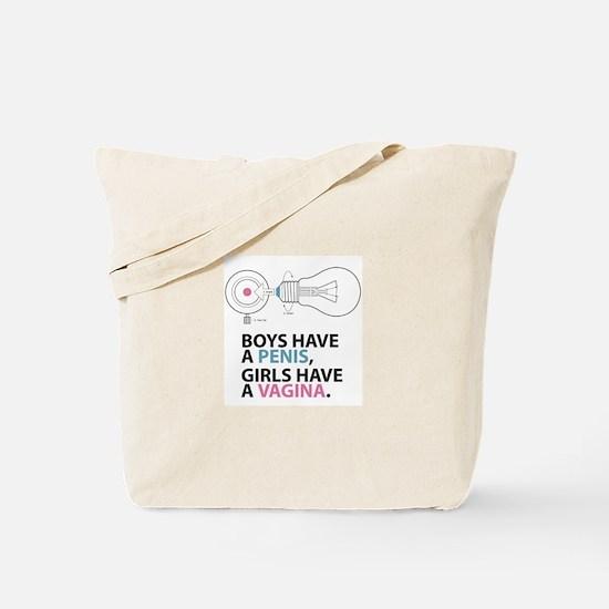 Sex Ed Tote Bag