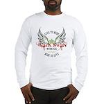 Twilight Black Swan Long Sleeve T-Shirt