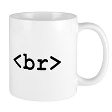 HTML Coffee break - mug